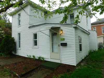 Huntington Single Family Home For Sale: 538 Byron Street