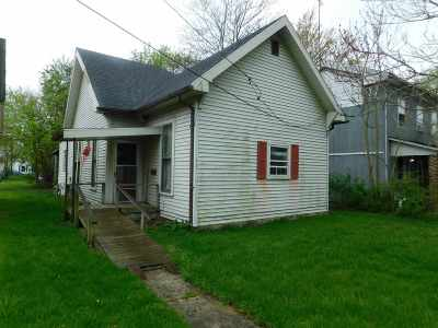 Huntington Single Family Home For Sale: 835 Wilkerson Street