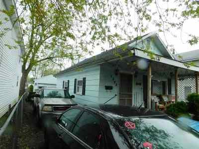 Huntington Single Family Home For Sale: 1322 Ogan Avenue