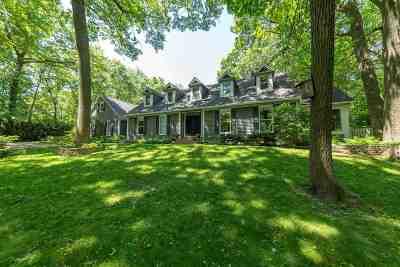 Granger Single Family Home For Sale: 51855 Hickory Road