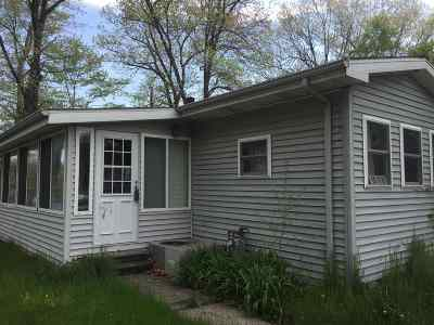 Plymouth IN Manufactured Home For Sale: $55,000