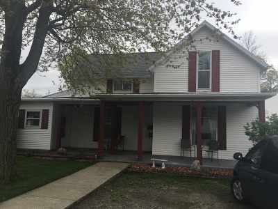 Warsaw Single Family Home For Sale: 415 N Washington Street