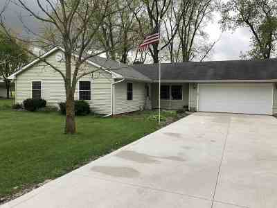 Dekalb County Single Family Home For Sale: 7081 Sr 1 Route
