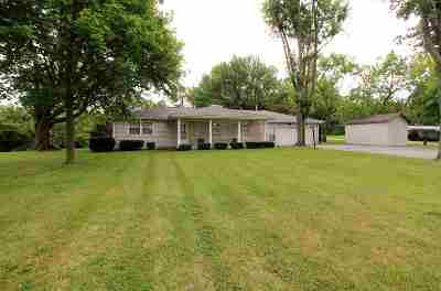 Marion Single Family Home For Sale: 3816 N Huntington Road