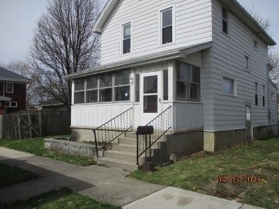 Huntington Single Family Home For Sale: 727 Charles St Street