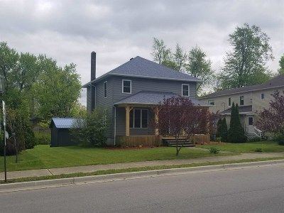 Culver IN Single Family Home For Sale: $279,900