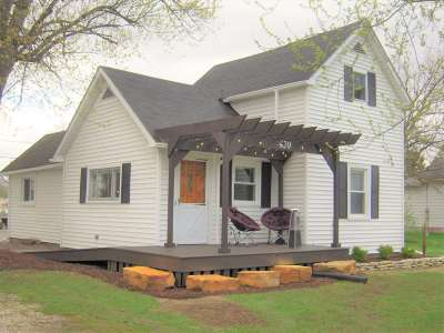 Whitley County Single Family Home For Sale: 420 N Line Street