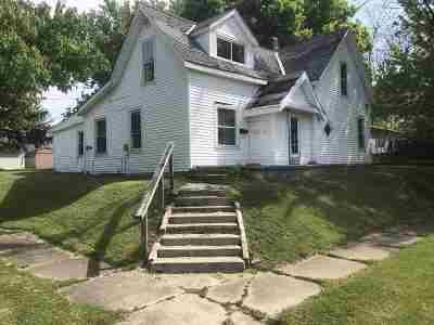 Wabash Multi Family Home For Sale: 106 E Maple Street