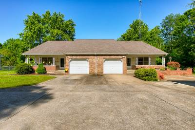 Spencer County Single Family Home For Sale: 2154 & 2156 S County Road 600 W Highway