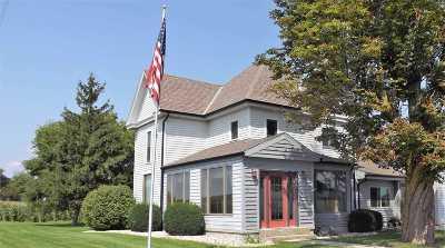 Huntington Single Family Home For Auction: 10679 N 100