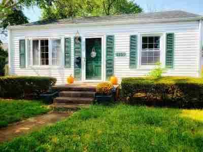 Kokomo IN Single Family Home For Sale: $55,500