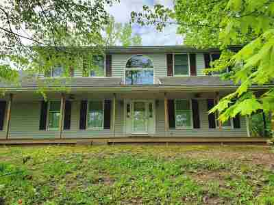 Steuben County Single Family Home For Sale: 1535 Lane 201 Ball Lake