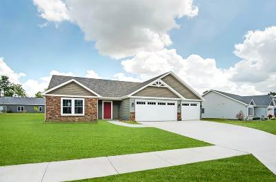 Allen County Single Family Home For Sale: 6788 Coldstream Court