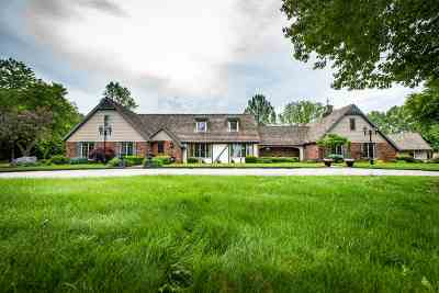 Fort Wayne Single Family Home For Sale: 2131 W County Line Road
