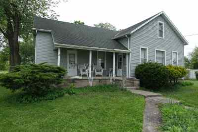 Wabash Single Family Home For Sale: 144 N State Road 15