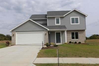 Allen County Single Family Home For Sale: 16814 Willow Ridge Trail