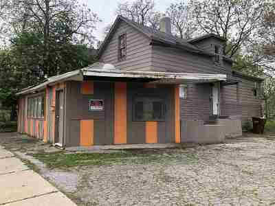 Allen County Commercial For Sale: 2006 S Hanna Street