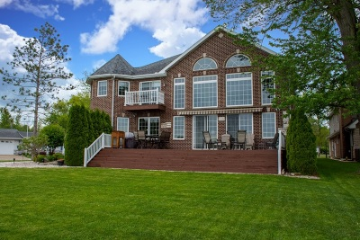 Marshall County Single Family Home For Sale: 3253 Lakeshore Drive