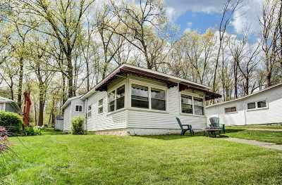 Steuben County Single Family Home For Sale: 3020 W Sycamore Beach Road