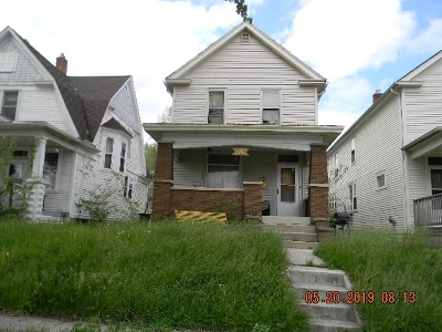 Allen County Single Family Home For Sale: 630 Huffman Street