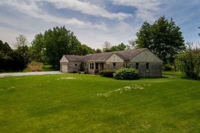 Allen County Single Family Home For Sale: 12717 Us Highway 33 Highway