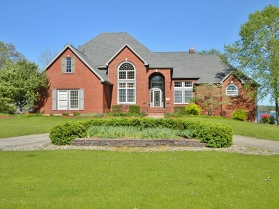 Warsaw Single Family Home For Sale: 1414 Country Club E Drive