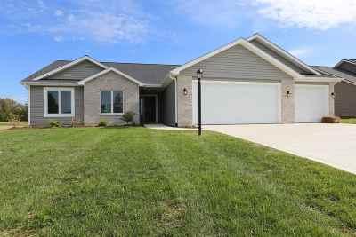 Avilla Single Family Home For Sale: 613 Viburnum Creek Run
