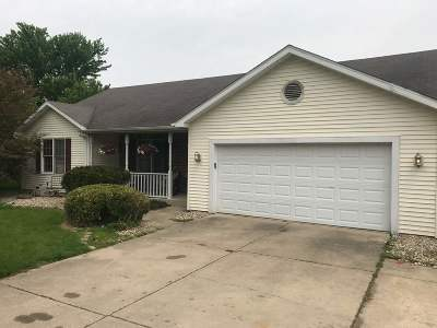 Plymouth Single Family Home For Sale: 11188 Shadylane Drive