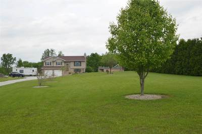 Upland Single Family Home For Sale: 8771 E 750 South Street