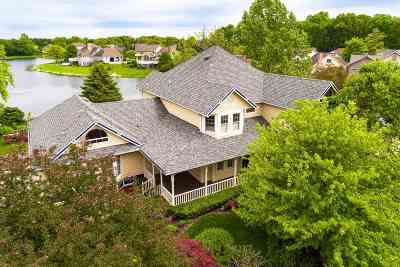 Granger Single Family Home For Sale: 51620 Fox Pointe Lane