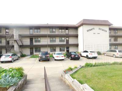 Evansville Condo/Townhouse For Sale: 766 Senate Avenue