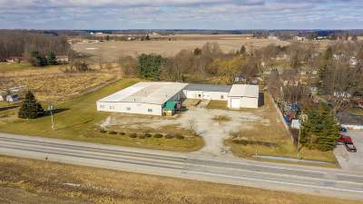 Noble County Commercial For Sale: 4506 S State Road 9-57 #57