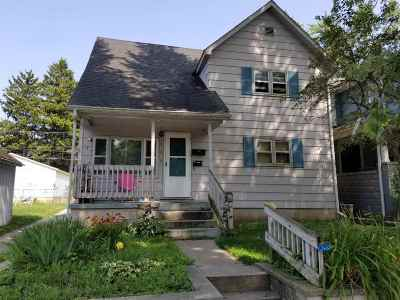 Garrett Multi Family Home For Sale: 309 S Franklin Street