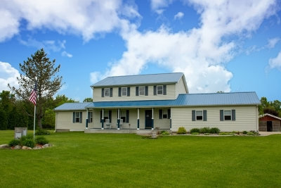 Marshall County Single Family Home For Sale: 20925 W Us Highway 6 Road
