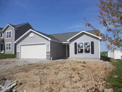 New Haven Single Family Home For Sale: 4236 Castlerock Drive