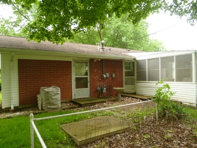 Marion Single Family Home For Sale: 1608 W Lakeview Drive