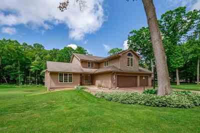 Granger Single Family Home For Sale: 51395 Crooked Oak Drive