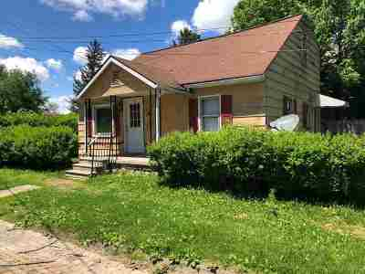 Marion Single Family Home For Sale: 320 W 37th Street