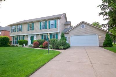 Granger Single Family Home For Sale: 51573 Fox Pointe Lane