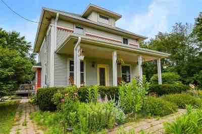 Goshen Single Family Home For Sale: 21509 Us Highway 20