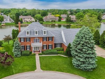 Granger Single Family Home For Sale: 51367 Lake Pointe Court