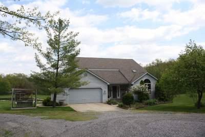 Auburn Single Family Home For Sale: 7340 Garman Road
