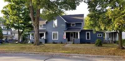 Noble County Single Family Home For Sale: 301 E Rush Street