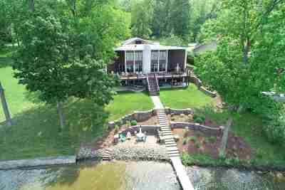 Steuben County Single Family Home For Sale: 295 Lane 530 Lake James Blvd