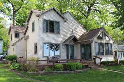 Steuben County Single Family Home For Sale: 100 Ln 140 E Lake George