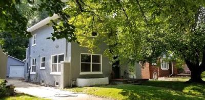 Evansville Single Family Home For Sale: 625 S Saint James Boulevard