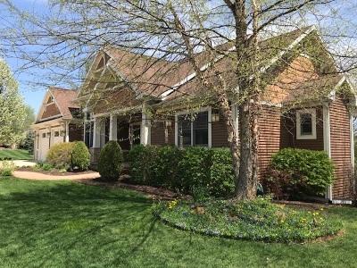 Kosciusko County Single Family Home For Sale: 380 N Saint Clair Court