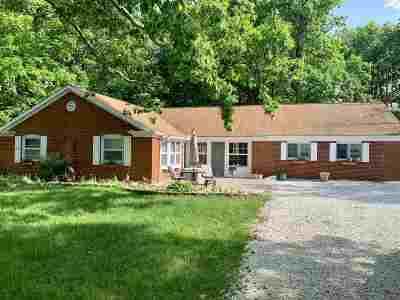 Upland Single Family Home For Sale: 10400 E 500 S