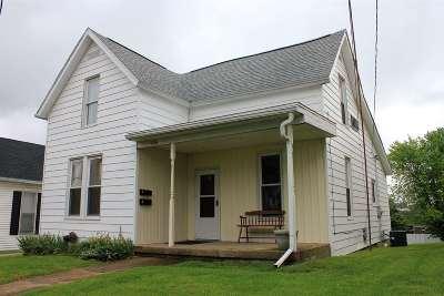 Dubois County Single Family Home For Sale: 926 Jackson Street