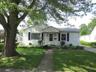 Auburn Single Family Home For Sale: 926 E Fifth Street